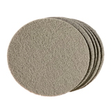 "11"" GRAY FINISHING PAD 5-PACK"