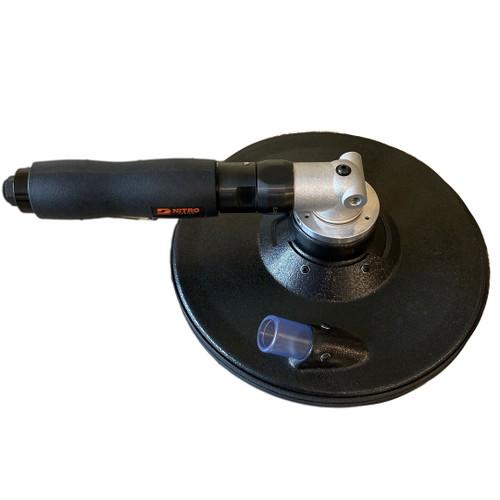 """Dynabrade Nitro Series 11"""" Random Orbital Sander, Vacuum"""