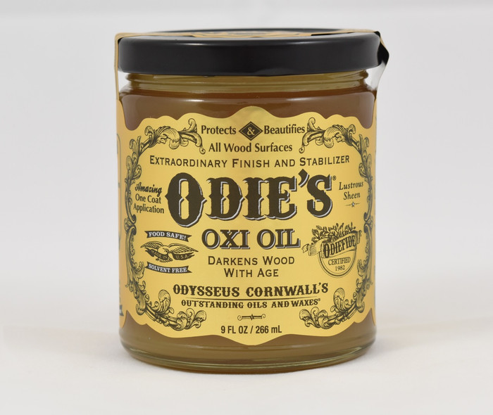 Odie's Oxi Oil 9 oz