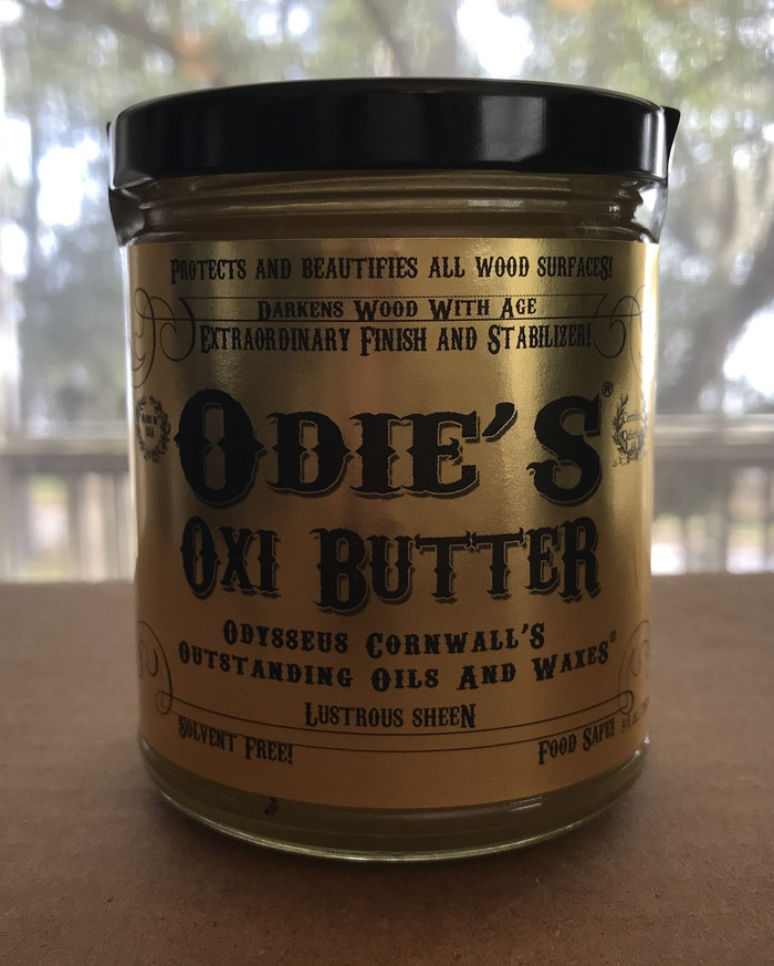 Odie's Oxi Butter 9 oz