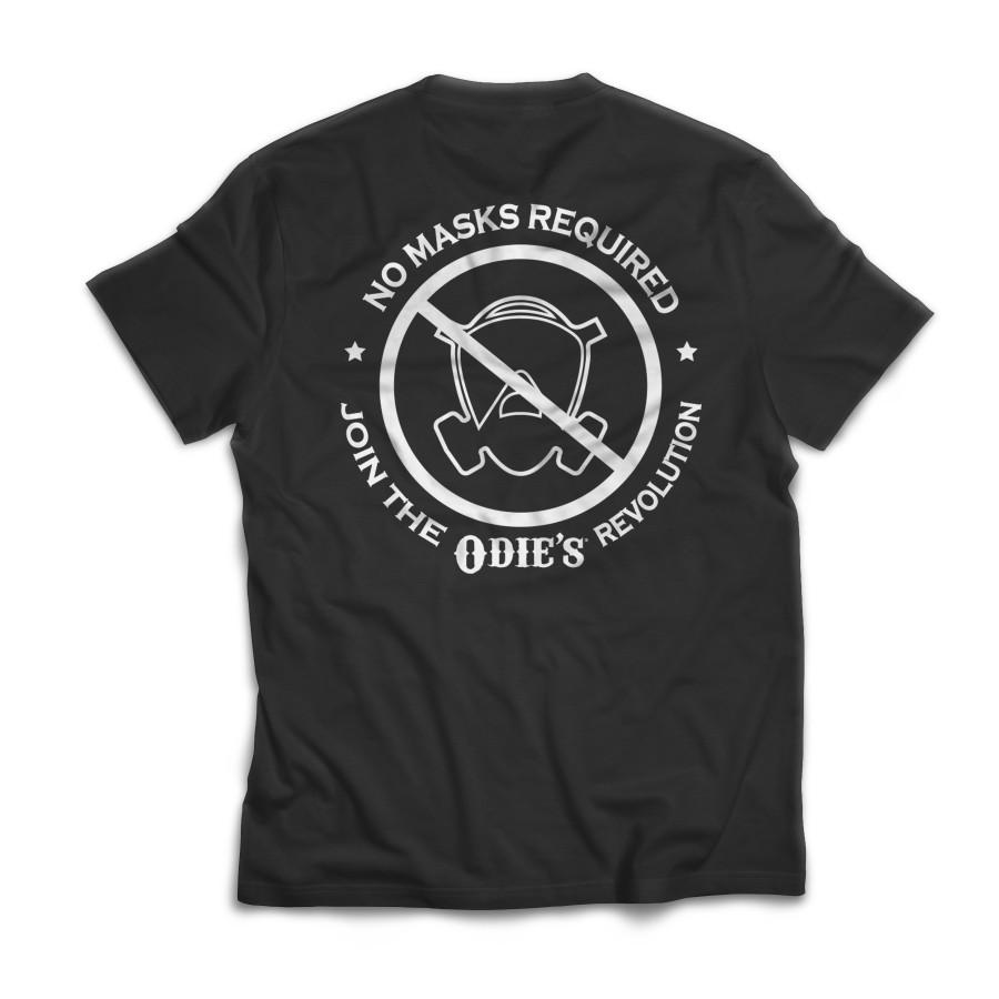 No Masks T-shirts