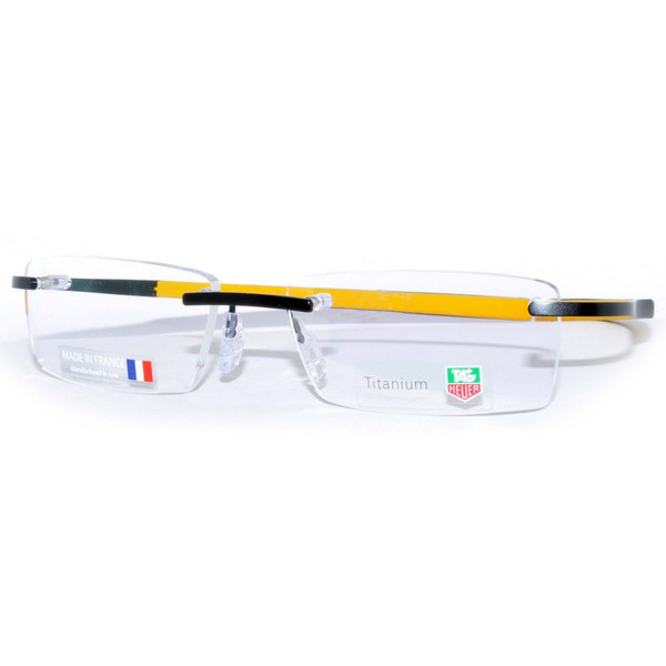 Tag Heuer SPRING RUBBER TH0341 Eyeglasses