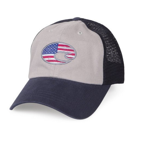 Costa Del Mar UNITED TRUCKER HAT