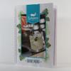 Printed Spiral Menu with Pockets 5.5 x 8.5