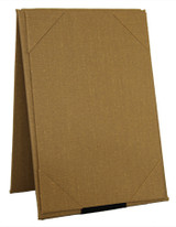 Linen Two View Table Tents