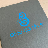 More Color Options For Your Menu Covers with Screenprinting