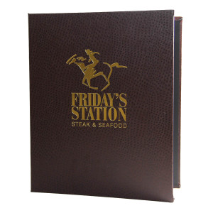 Ostrich Three Ring Binders