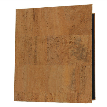 Cork Three Ring Binder