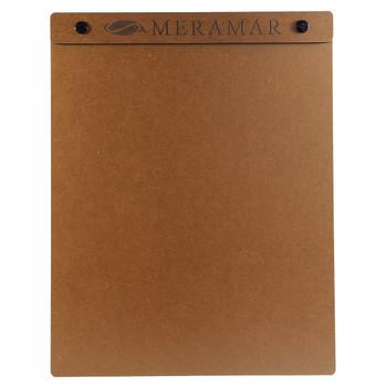 Premium Hardboard Menu Board with Screws