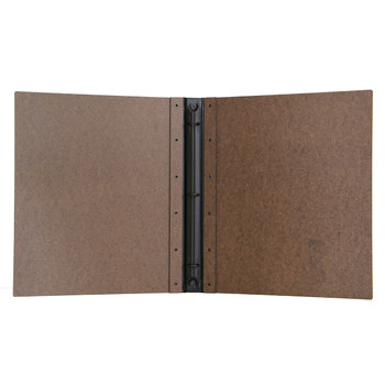 Riveted Hardboard Three Ring Binder Interior