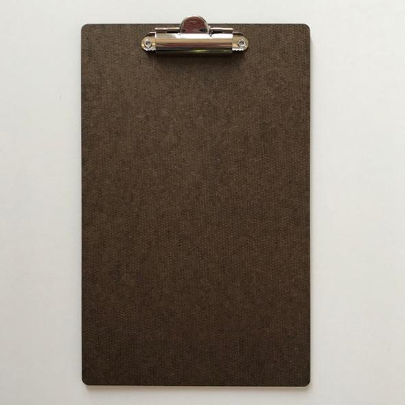 Hardboard Menu Board with Clip 5.5 x 8.5