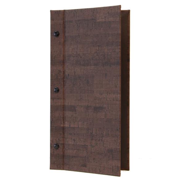 """Cork Look Chicago Menu Board 4.25"""" x 11"""""""