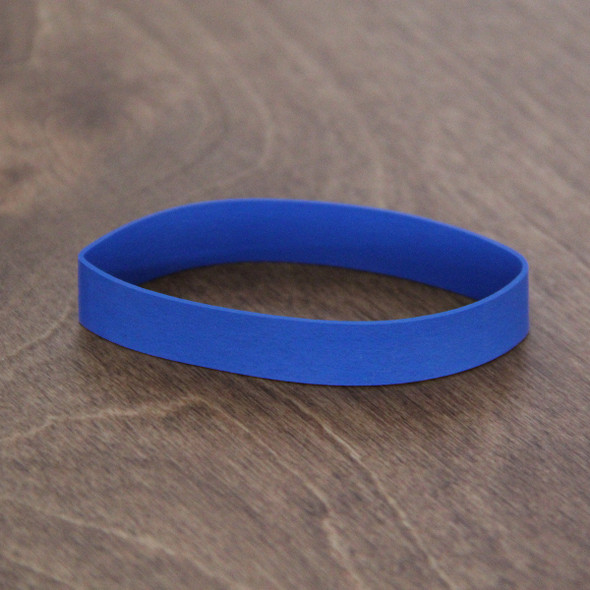 Blue Menu Bands Small (50 pc.)