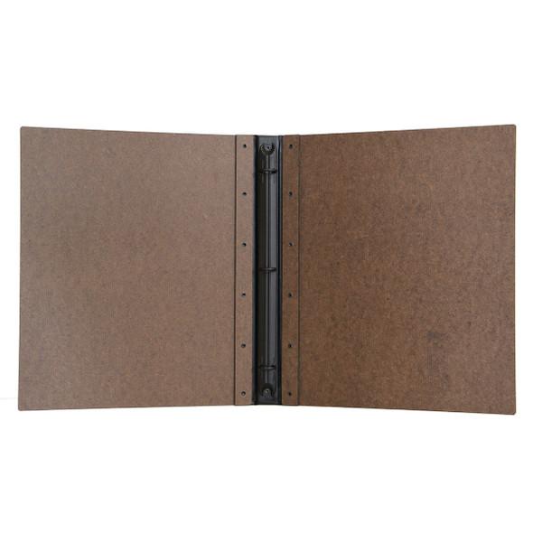 Riveted Hardboard Three Ring Binder Interior