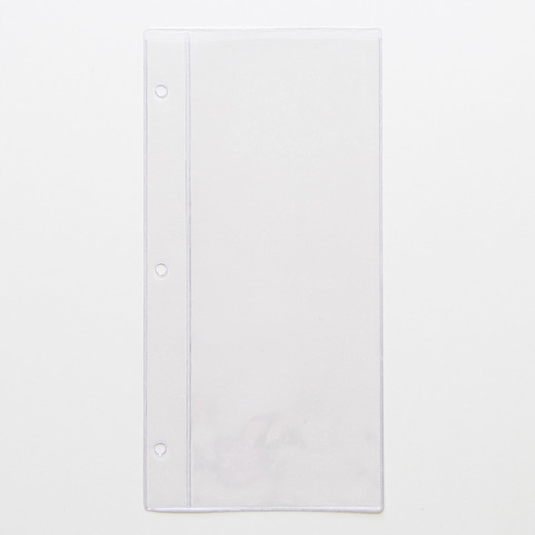 "Chicago Menu Board Page Protector Pocket 4.25"" x 11"""