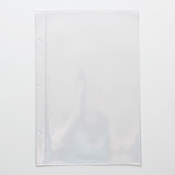 """Chicago Menu Board Page Protector Pocket 8.5"""" x 14"""""""