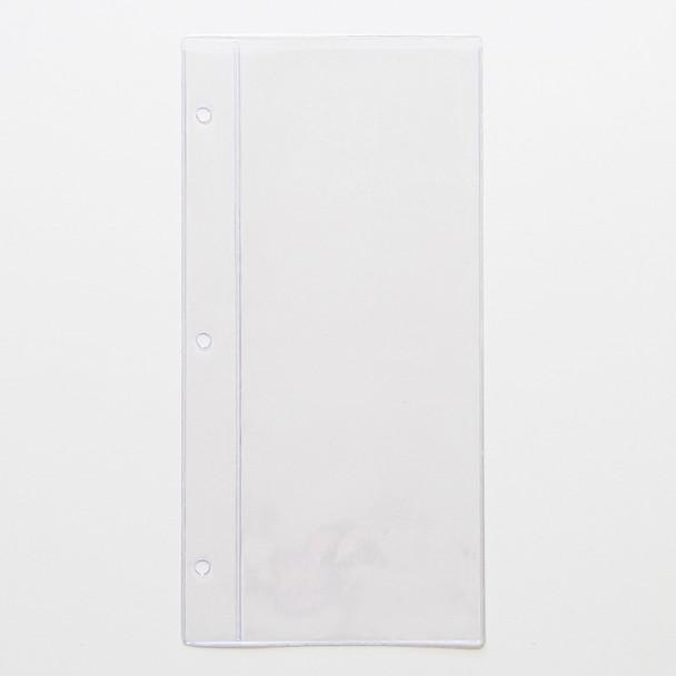 """Chicago Menu Board Page Protector Pocket 4.25"""" x 11"""""""