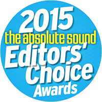 The Absolute Sound 2015 Editors' Choice Award