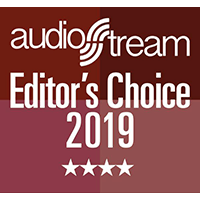Audiostream 2019 Editor's Choice Award