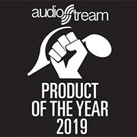 AudioStream Product of the Year Award 2019