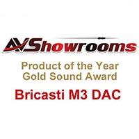 AV Showrooms Product of the Year Award
