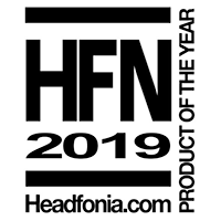 Headfonia 2019 Product of the Year Award