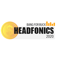Headfonics 2020 Bang for the Buck Award