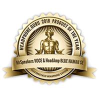 Headphone Guru Product of the Year Award