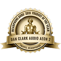2019 Headphone Guru Product of the Year Award