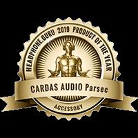 2019 Headphone Guru Product of the Year Award