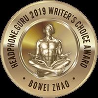 Headphone Guru 2019 Writers Award