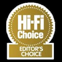 HiFi Choice Editor's Choice Award