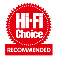 HiFi Choice Recommended Product Award