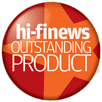 Hifi News Outstanding Product Award