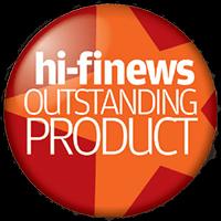 Hi-Fi News Outstanding Product Award