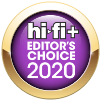 HiFi Plus Editor's Choice Award 2020