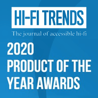Hifi Trends 2020 Product of the Year Award