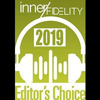 Inner Fidelity 2019 Editiors Choice Award