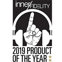 Inner Fidelity Product of the Year Award 2019