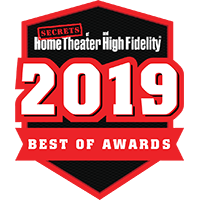 Secrets of HiFi Best of 2019 Award