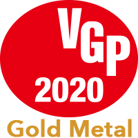 VGP 2020 Gold Metal Award