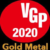 VGP 2020 Gold Metal Award