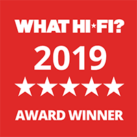 What Hi-Fi? Award 2019