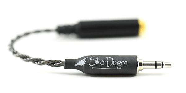 Silver Dragon V2 IEM Adapter Cable