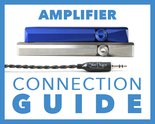 Learn more from our Amplifier Connection Guide