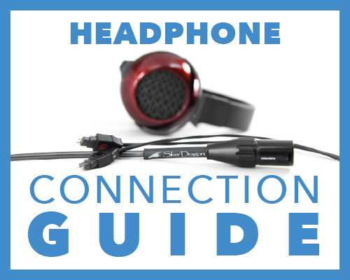 Learn more from our Headphone Connection Guide