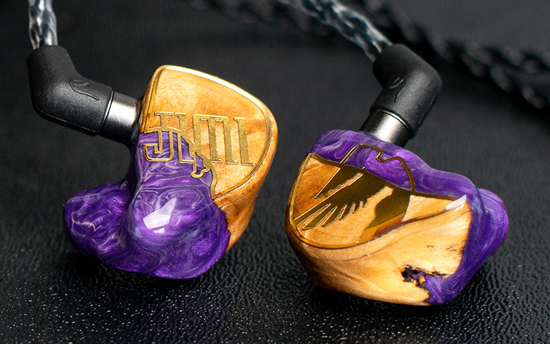 JH Audio JIMI custom IEMs