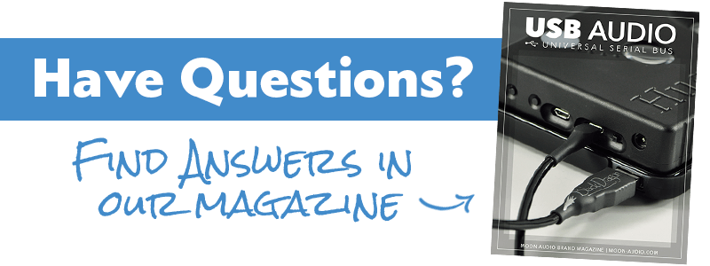 Have questions? Find answers in our USB Magazine guide