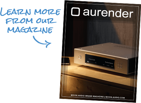 Learn more from our Aurender Magazine guide