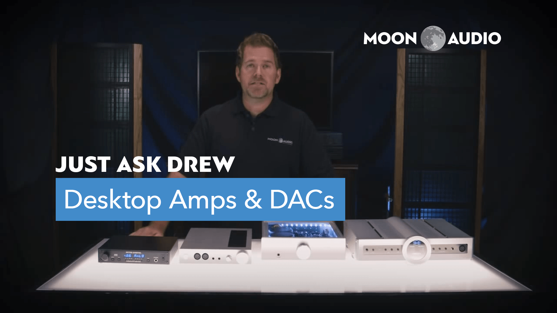 Top Desktop DACs and Amplifiers
